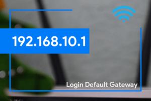 192.168.10.1