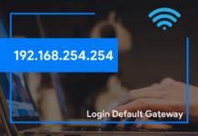 192.168.254.254